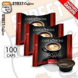 100 Capsule Caffè Borbone Don Carlo Miscela Rossa compatibili a Modo Mio