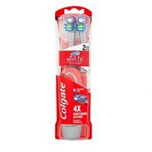 Colgate 360° Max White Expert – Spazzolino da denti sbiancante a batteria