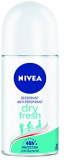 Nivea Roll-On Dry Comfort Fresh – Confezione di 6