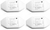 4 Pezzi meross Interruttore Smart Switch