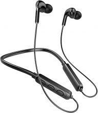 Craciasong Black Pro Cuffie Bluetooth