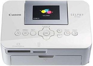 Canon Selphy CP1000 Stampante Fotografica Compatta a Sublimazione
