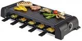 Korona RACLETTE GRILL 10persona(e) 1500W Nero griglia per raclette