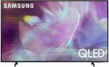 """Samsung TV Q65A Smart TV 50"""", QLED 4K, Wi-Fi, Titan Gray, 2021"""
