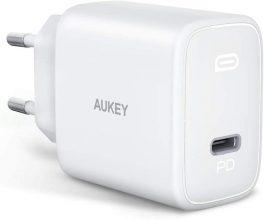 AUKEY Caricatore USB C 20W  – PA-F1S