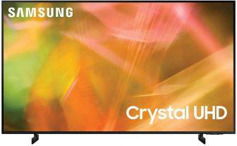 Samsung Crystal UHD 4K 2021 50AU8070 Smart TV 50''