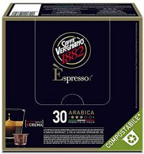 Caffè Vergnano 1882 Èspresso Capsule Caffè – Arabica- 8 – 240 capsule