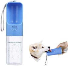 Aoweika Borraccia da Viaggio per Animali Domestici, 450 ml