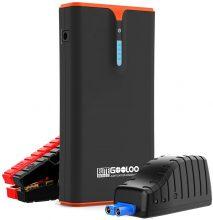 GOOLOO GP1500 Avviatore Batteria Auto 1500A 15000 mAh