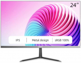 CHiQ Monitor,Schermo PC LED IPS da 24 pollici