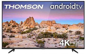 Thomson 55UG6400, Smart Tv – Android Tv, 55 Pollici, 4k Ultra HD