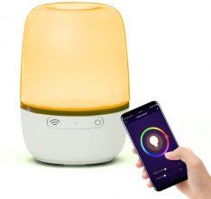 Brilex Lampada da Tavolo Smart WiFi