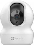 EZVIZ CP1 Telecamera Wi-Fi Interno 2K, Motorizzata a 360°