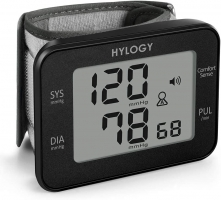 HYLOGY Misuratore di Pressione da Polso Digitale