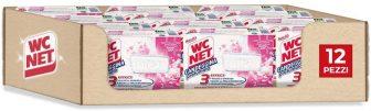 Wc Net – Tavoletta Candeggina Profumata – 2 pezzi x 12 confezioni