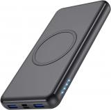 iPosible 10W Power Bank Wireless 26800mA