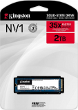 Kingston NV1 NVMe PCIe SSD 2000GB M.2 2280 – SNVS/2000G