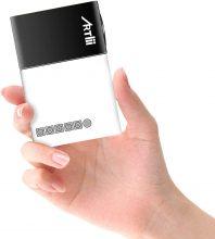Artlii Pocket Videoproiettore da Esterno