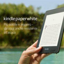 Kindle Paperwhite 32 GB – Con pubblicità (generazione precedente – 10ª)