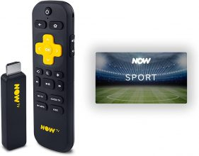 NOW Smart Stick con i primi 2 mesi di Sport inclusi