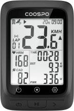 CooSpo BC107 Ciclocomputer GPS Wireless Ant+ Bluetooth