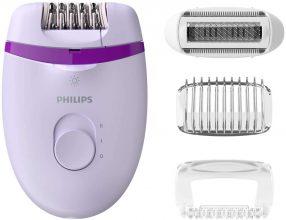 Philips Satinelle Essential Epilatore compatto con cavo BRE275/00