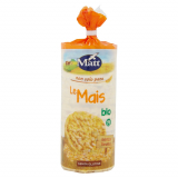 Matt Le Mais Bio, senza Glutine, 130g