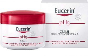 Eucerin pH5 Creme beruhigt strapazierte Haut, 75 ml Crema