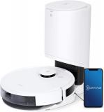 Ecovacs Robot Aspirapolvere Lavapavimenti DEEBOT N8+ con omaggio