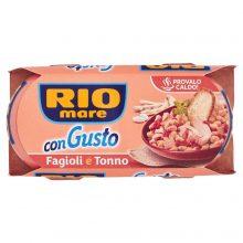 Rio Mare – Tonno in Salsa Fagioli e Tonno, 2 Lattine da 160g