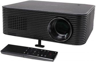 FOMFO Proiettore 1080P Nativo, Full HD Aggiornato, Supporto 4K