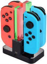 Diyife Caricatore per Nintendo