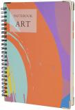 ASYOUWISH Taccuino, Notebook A5 con Copertina Rigida a Righe