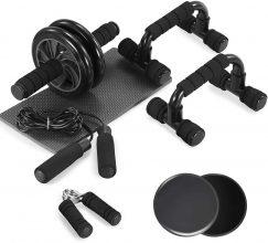 TOMSHOO 6-in-1 Fitness Workout Set