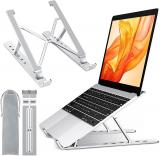 Cocoda Supporto PC Portatile, Porta PC Regolabile a 6 Livelli
