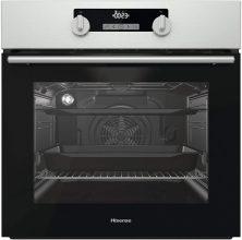 Hisense BSA5211BX Forno Multifunzione con Vapore Add Steam, Termo Ventilato, Cavità 71 L
