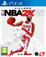 NBA 2K21 – Playstation 4