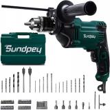 Sundpey Trapano a Percussione 710W,220V,2800 RPM,2 Modalità