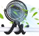 APMIEK Mini Ventilatore Portatile USB