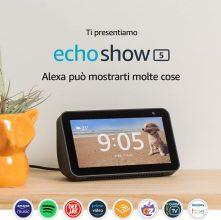 Echo Show 5 Ricondizionato Certificato