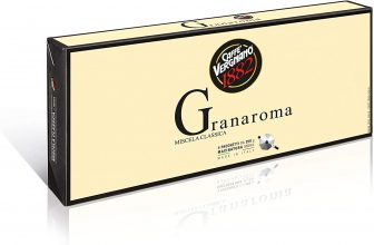 Caffè Vergnano 1882 Caffè Macinato Gran Aroma – 4 Confezioni Da 250Gr