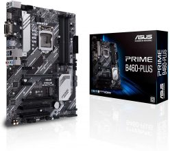 ASUS PRIME B460M-PLUS, Scheda madre Intel B460 (LGA 1200)