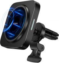 ESR Caricatore Wireless per Auto HaloLock Magnetic 7.5W