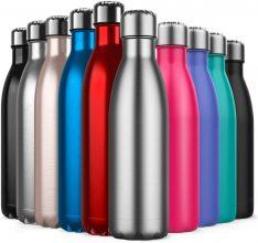 BICASLOVE Bottiglia Termica –  500ml