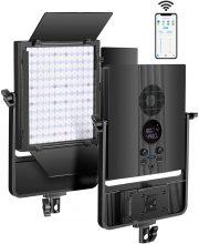Neewer Luce LED NL140 50W ad Alta Capacità
