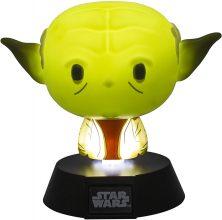 Paladone Lampada da Notte Star Wars Baby Yoda, 10 cm