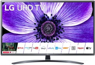 LG TV LED Ultra HD 4K 55″ 55UN74006LB Smart TV WebOS