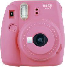 Fujifilm Instax Mini 9 Flamingo Fotocamera Istantanea