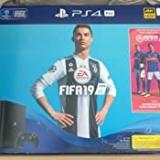 Sony PlayStation 4 Pro 1TB + FIFA 19 1TB