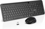 Tastiera e Mouse Wireless, WisFox